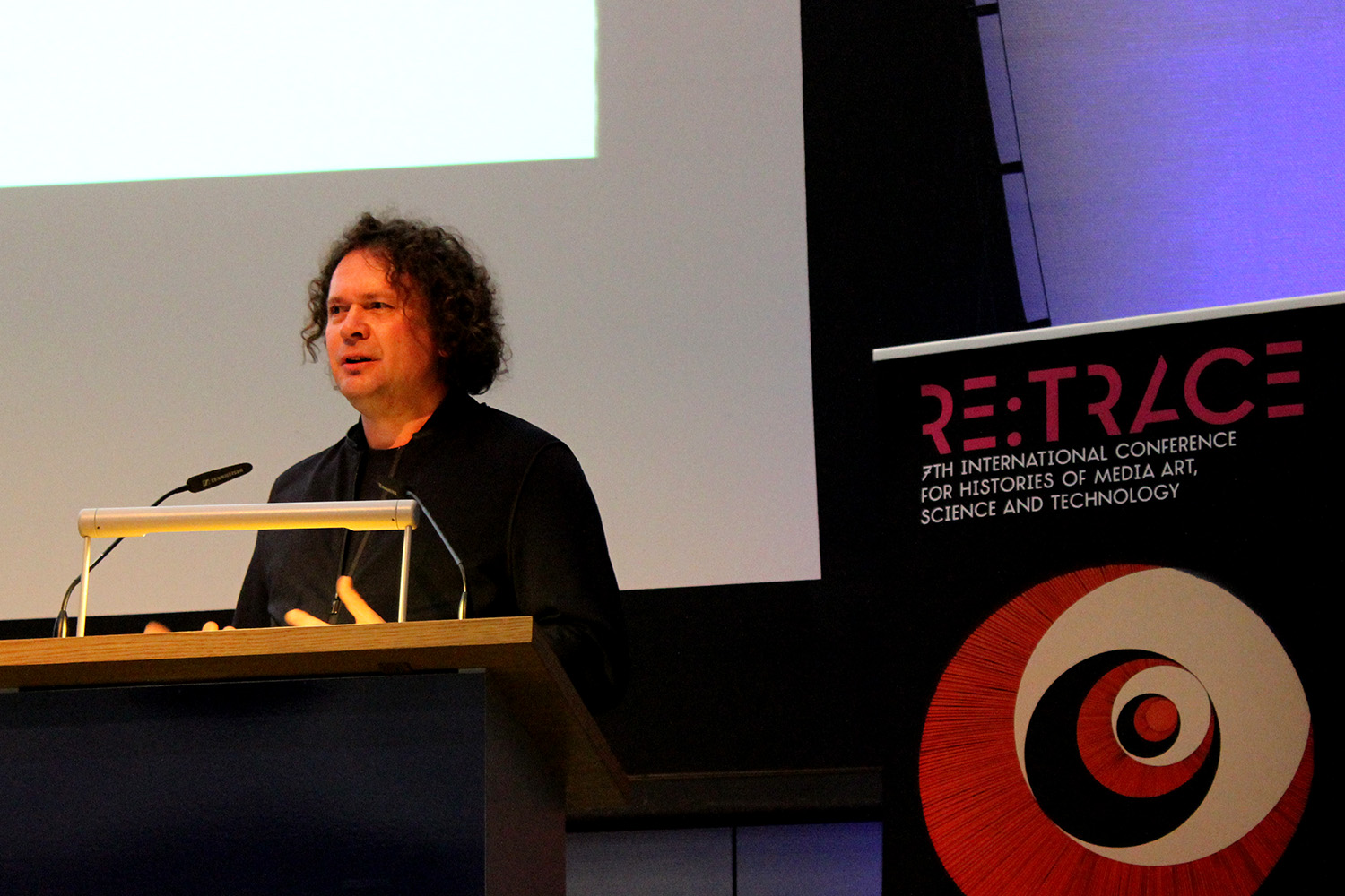 Gerald Nestler | Re:Trace | Day 1 | Danube University