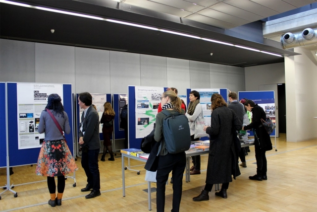 Poster Session | Re:Trace | Day 1 | Danube University