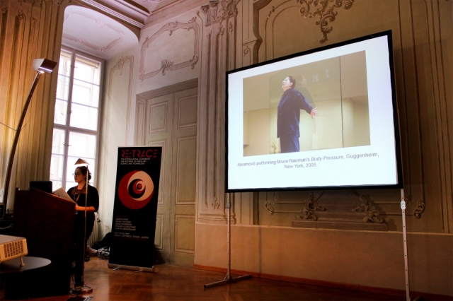 Laura Leuzzi | Re:Trace | Day 3| Austrian Academy of Sciences Vienna