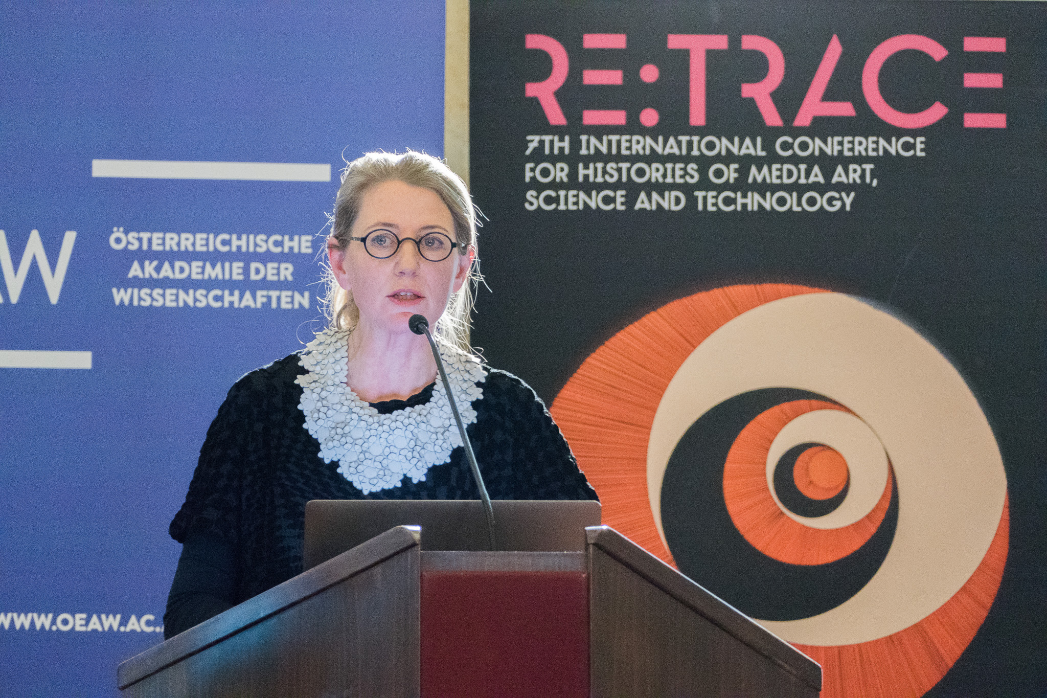 Keynote Sarah Kenderdine | Re:Trace | Day 3| Austrian Academy of Sciences Vienna