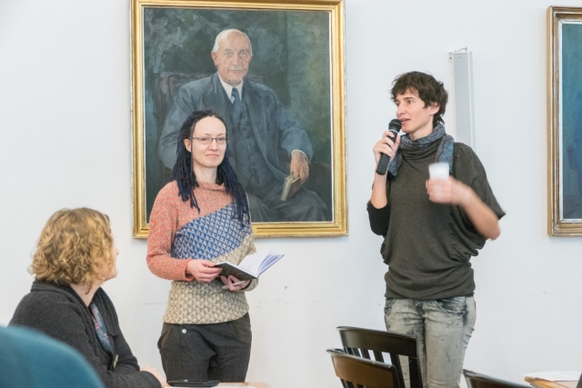 Re:Trace | Day 3| Austrian Academy of Sciences Vienna
