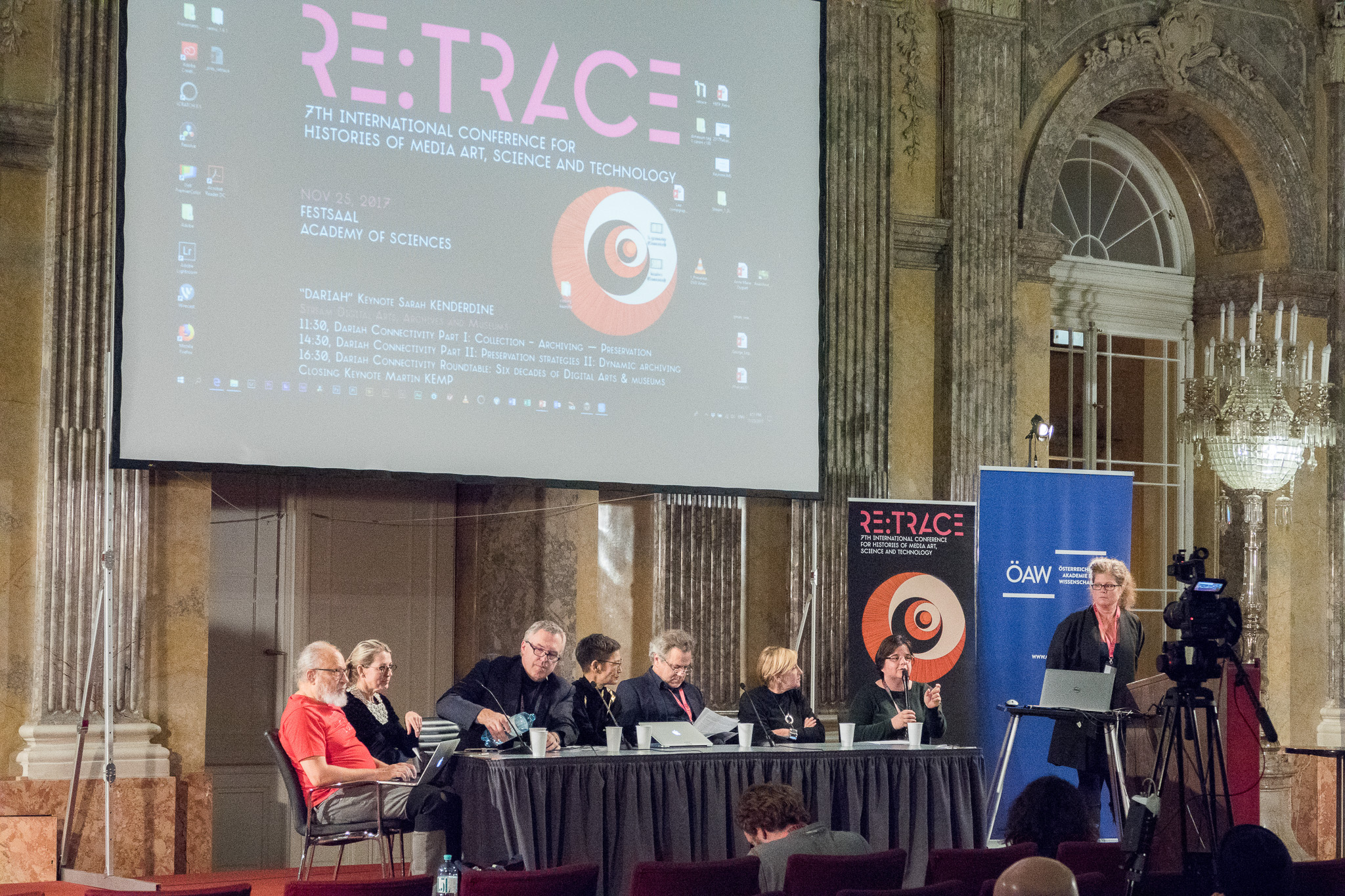 DARIAH Connectivity Roundtable | Re:Trace | Day 3| Austrian Academy of Sciences Vienna