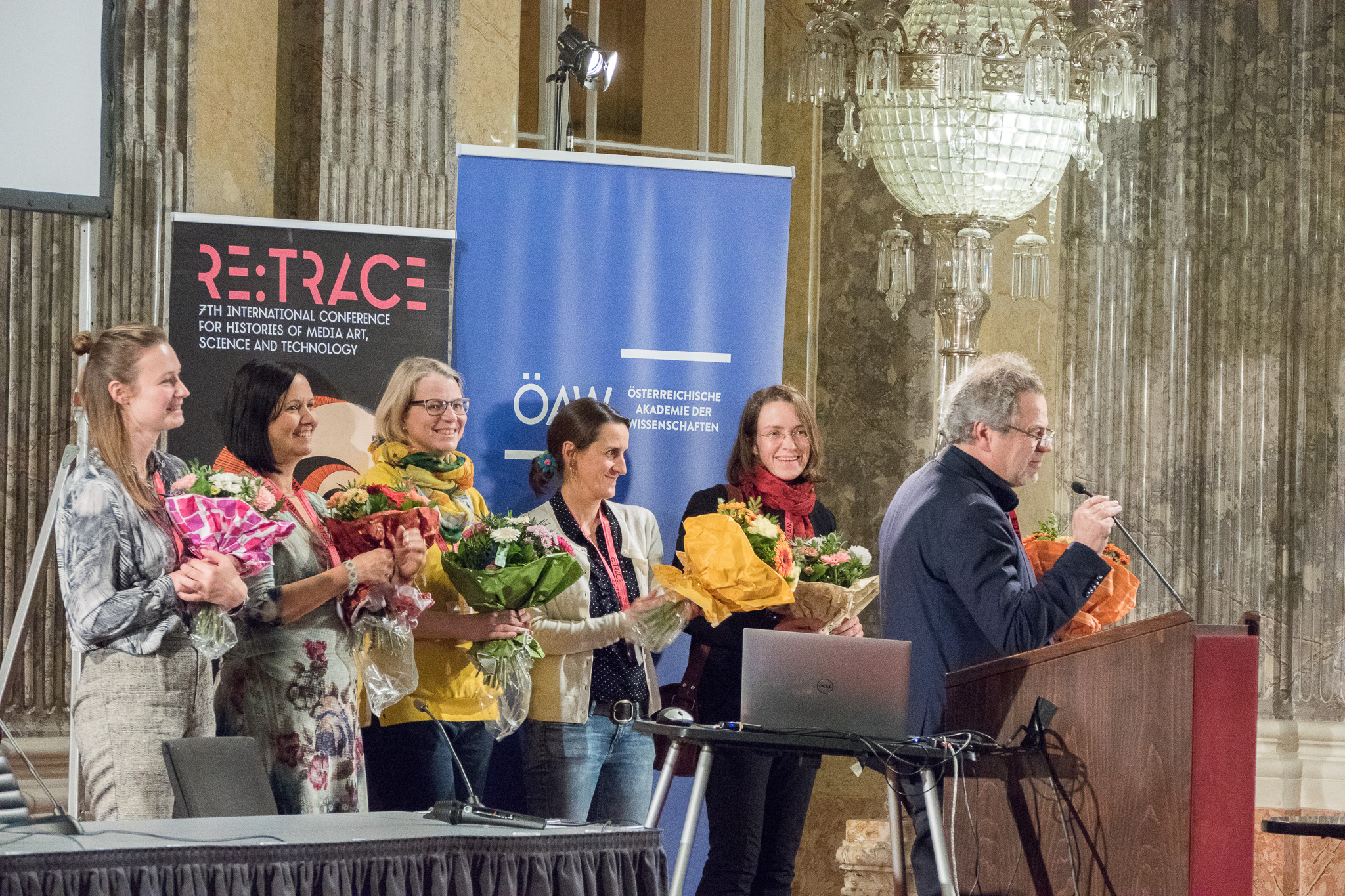 Conference Organising Team| Re:Trace | Day 3| Austrian Academy of Sciences Vienna