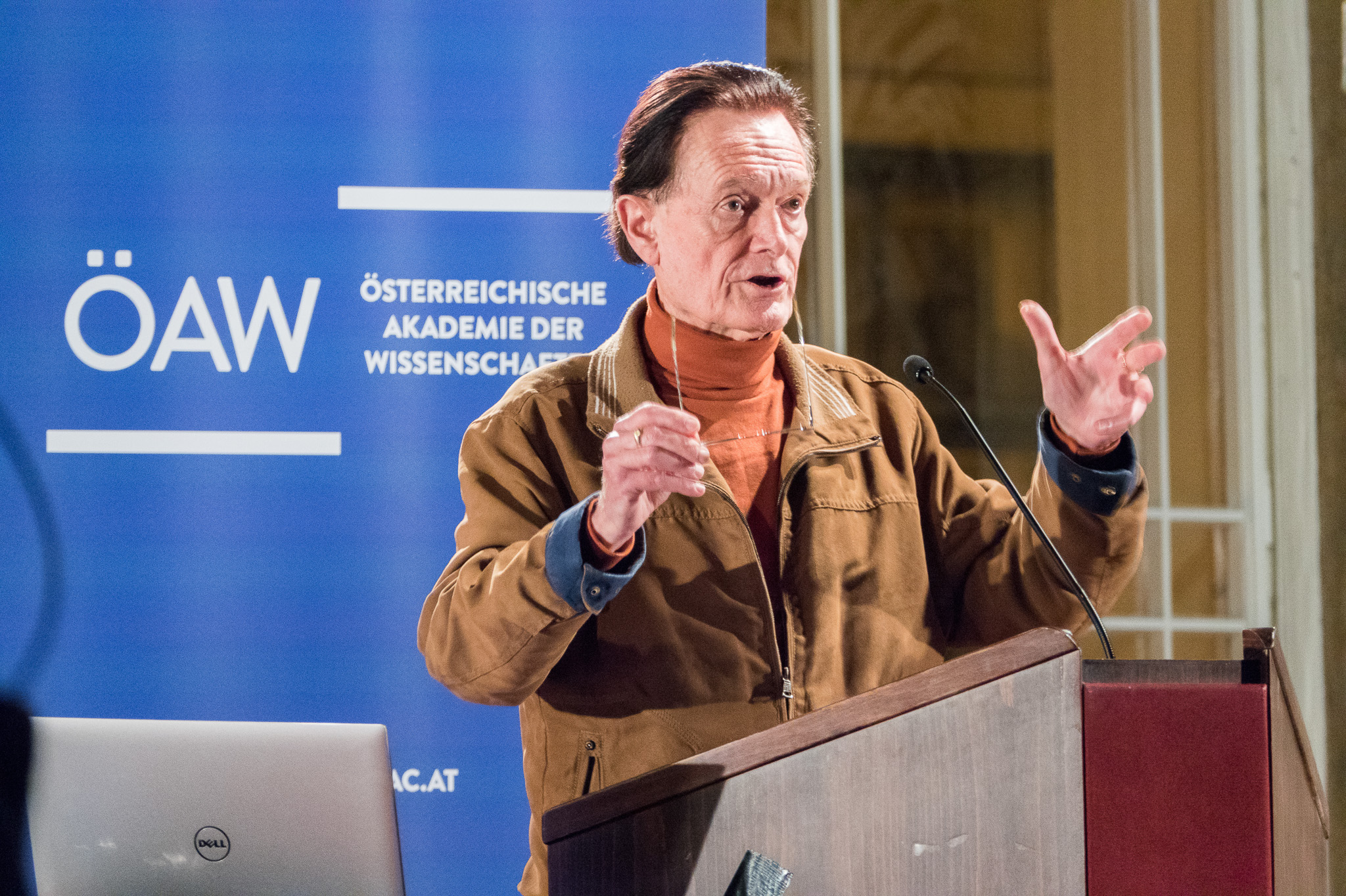 Keynote Martin Kemp | Re:Trace | Day 3| Austrian Academy of Sciences Vienna